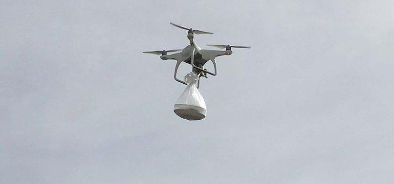 KARGO TAŞIMADA 'DRONE' DÖNEMİ
