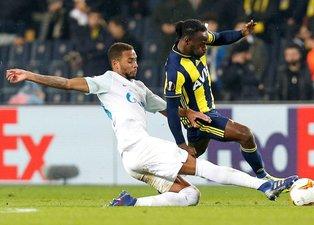 Fenerbahçe taraftarı Moses'i konuşuyor