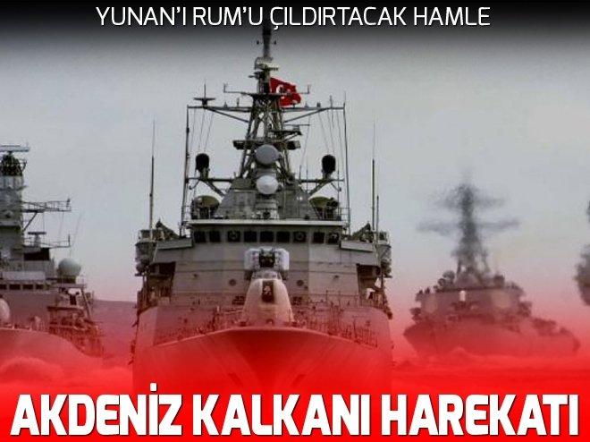 TSK'DAN RUM KESİMİ VE YUNANİSTAN'A ŞOK