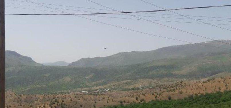 PKK'DAN HAVANLI SALDIRI: 1 ASKER ŞEHİT
