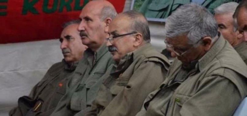 PKK ELEBAŞLARI İÇİN ÇEMBER DARALIYOR