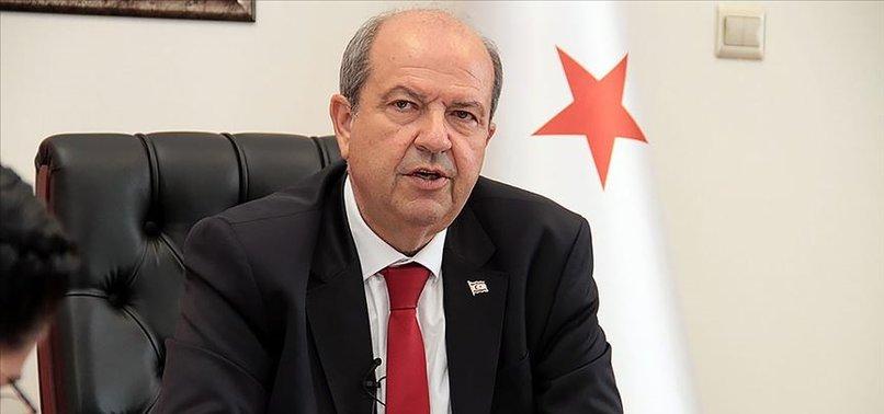 KKTC'deki Cumhurbaşkanlığı seçiminin ikinci turunda Ersin Tatar'a destek