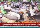 Yediemin otoparkı çöplüğe döndü! Sayı her geçen gün artıyor |Video