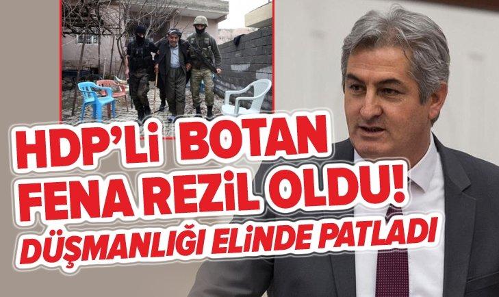 HDP'Lİ İSİM REZİL OLUNCA O FOTOĞRAFI KALDIRDI