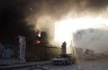 Esad rejimi kimyasal silahla vurdu