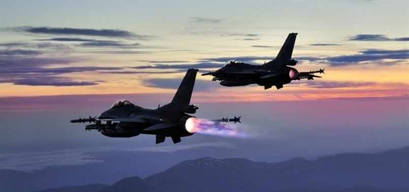 SINIR ÖTESİNDE 5 PKK'LI TERÖRİST ÖLDÜRÜLDÜ