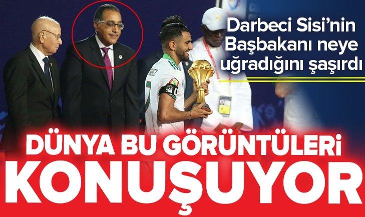 MAHREZ'DEN DARBECİ SİSİ'NİNBAŞBAKANI'NA ŞOK!