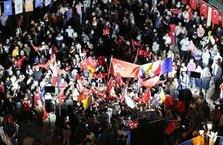 Yurt dışındaki Türkler orada toplandı