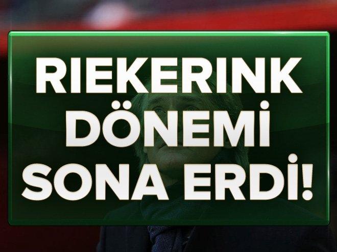 DURSUN ÖZBEK'TEN RİEKERİNK AÇIKLAMASI!