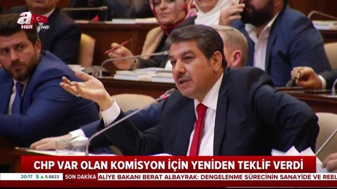 İBB'de AK Parti grubuna yönelik algı operasyonu