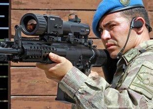 Son dakika   Türkiye hangi silahları kullanıyor! İşte orduların kullandığı tüfekler