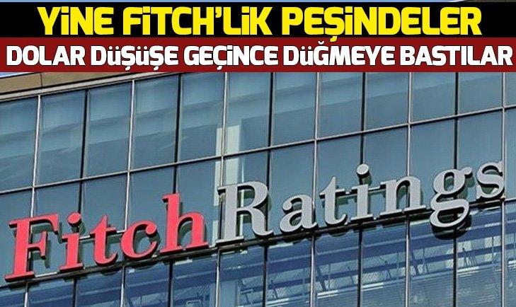 FİTCH BU KEZ BANKALARI HEDEF ALDI