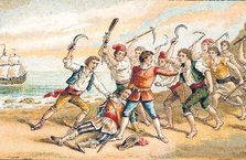 Katalanlar, 303 yıl önce de özerkliklerini kaybetmişti
