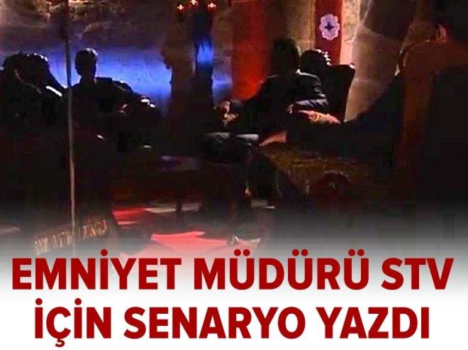 FETÖ'CÜ EMNİYET MÜDÜRÜ SAMANYOLU'DAKİ DİZİLER İÇİN SENARYO YAZMIŞ!.