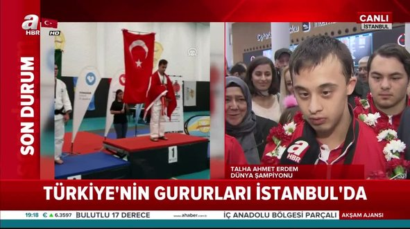 Türkiye'nin gururları!