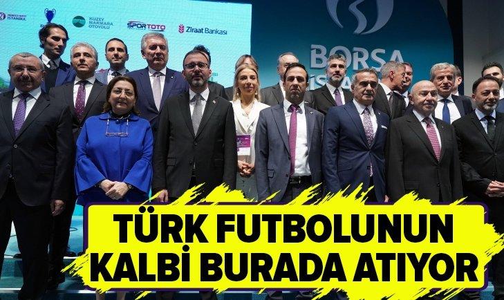 ULUSLARARASI FUTBOL EKONOMİ FORUMU'NDA ÖNEMLİ AÇIKLAMALAR