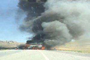 PKK'lı teröristler Ağrı'da sivillere saldırdı