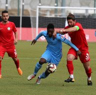 Sivas Belediyespor - Trabzonspor maçından kareler