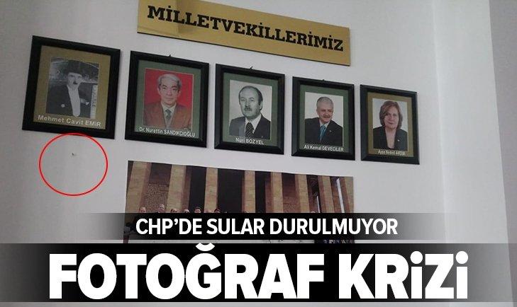 CHP'DE FOTOĞRAF KRİZİ!
