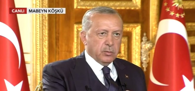 BAŞKAN ERDOĞAN'DAN BAY KEMAL'E 'ÜLKÜCÜLÜK' TEPKİSİ