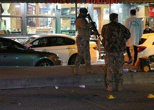 Polis ekipleri bölgeyi çembere aldı! İstanbul Beyoğlu'nda silah sesleri! Mekanı kurşun yağmuruna tuttular