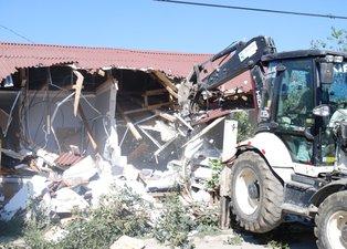 İstanbul Valiliği duyurdu! Kaçak yapıların yıkımı tamamlandı...