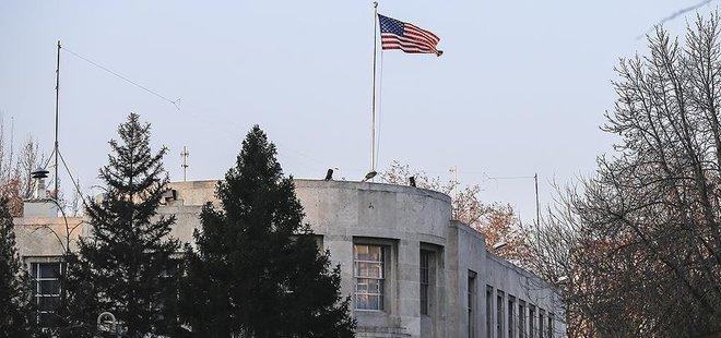 ABD ANKARA BÜYÜKELÇİLİĞİ'NDE SIR TOPLANTI