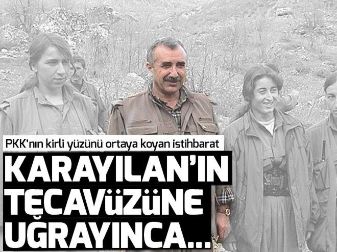 PKKlı Murat Karayılanın tecavüz ettiği kadın terörist el bombasıyla intihar etti