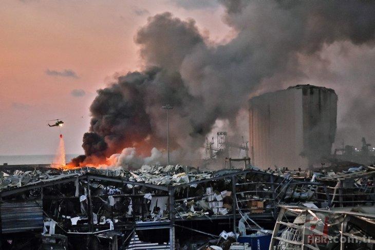 Beyrut'taki patlama neden oldu? İşte Beyrut Limanı'ndaki patlamanın detayları...