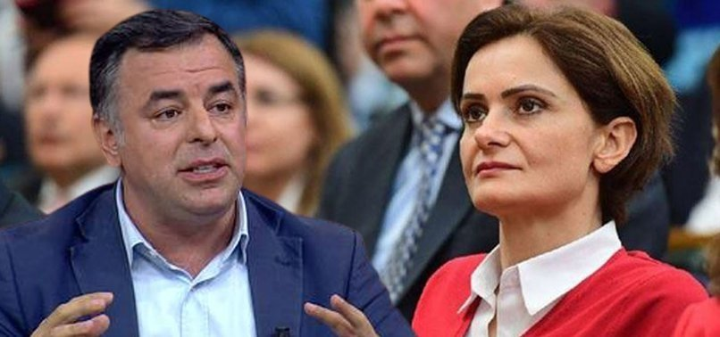 Son dakika! CHP'li Barış Yarkadaş Canan Kaftancıoğlu'na yüklendi: Yavşakça bir ilişkiyi deşifre ettim!