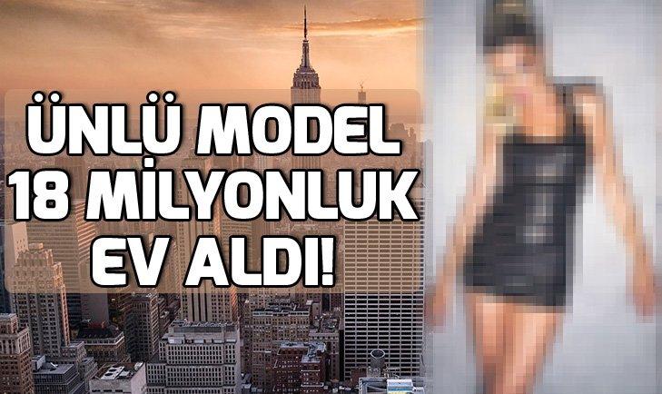 DİDEM UZEL NEW YORK'TA 3 MİLYON DOLARA DAİRE SATIN ALDI