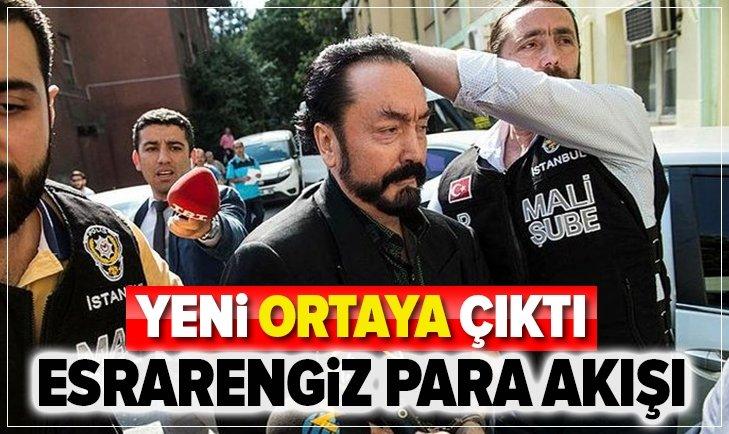 OKTARCILAR'IN HESAPLARINA ESRARENGİZ PARA AKIŞI!