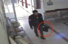 'Güvenlik görevlisi' hastaneyi soydu!