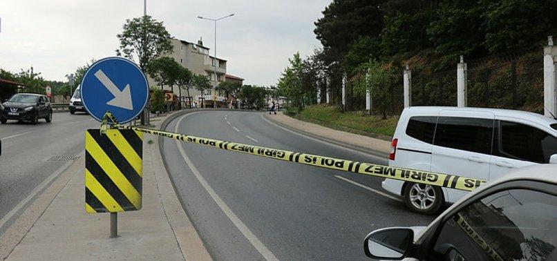 İSTANBUL'DA BOMBA BULUNDU