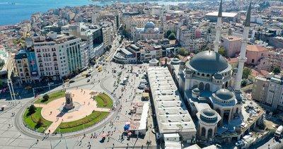 Son dakika: Taksim Camii ne zaman açılacak? Müjdeli haber Başkan Recep Tayyip Erdoğan'dan geldi