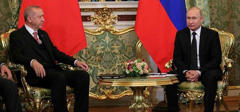 TÜRKİYE VE RUSYA'DAN 200 MİLYON AVROLUK YATIRIM PLANI