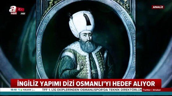 BAE dizisi Türkleri hedef alıyor