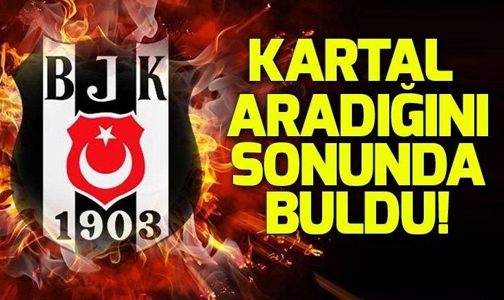 BEŞİKTAŞ'TAN TRANSFER HAREKATI!