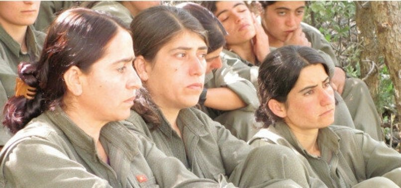 HDP'nin PKK için kaçırdığı kızların fotoğrafları ortaya çıktı! İşte HDP'nin kızlar üzerindeki asıl hedefi
