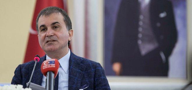 BAKAN ÇELİK'TEN AGİT'İN RAPORUNA SERT TEPKİ