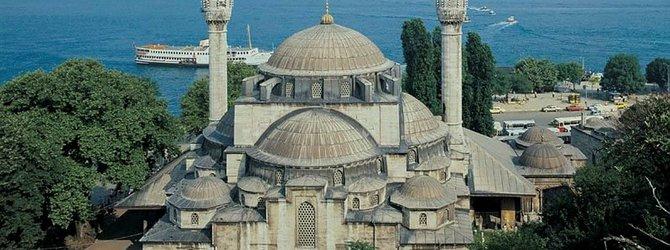 Mihrimah Sultan Camii'nde gizlenen büyük sır!