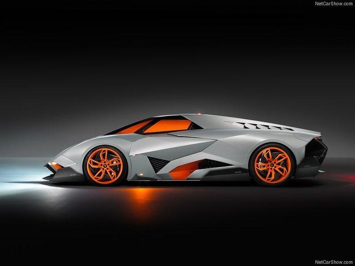 Lamborghini Egoista Concept Galeri Ahaber Ilginc Fotograflar