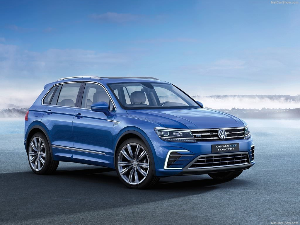 2015 volkswagen tiguan gte concept galeri a haber. Black Bedroom Furniture Sets. Home Design Ideas