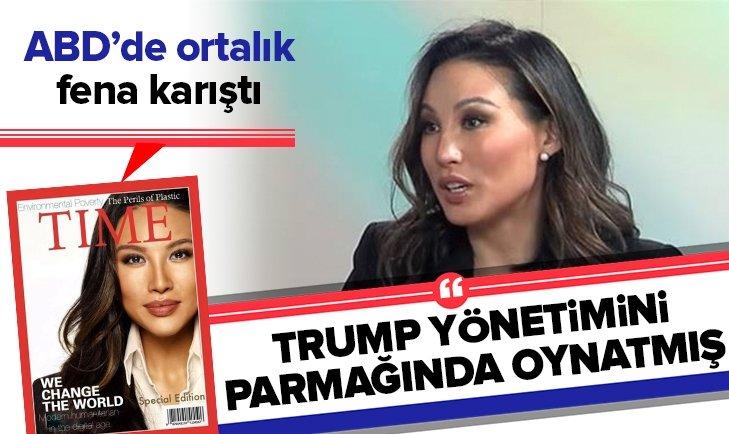TRUMP YÖNETİMİNİ PARMAĞINDA OYNATMIŞ!