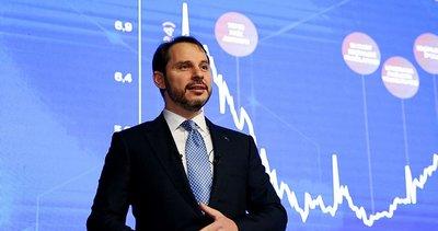 Son dakika: Hazine ve Maliye Bakanı Berat Albayrak'tan 'Vergi Haftası' paylaşımı