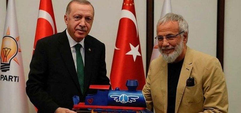 BAŞKAN ERDOĞAN'DAN ÖNEMLİ KABUL!