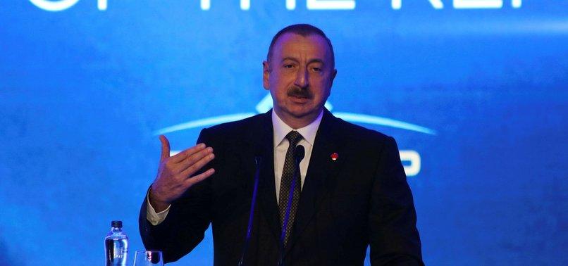 ALİYEV'DEN FLAŞ TÜRKİYE AÇIKLAMASI!