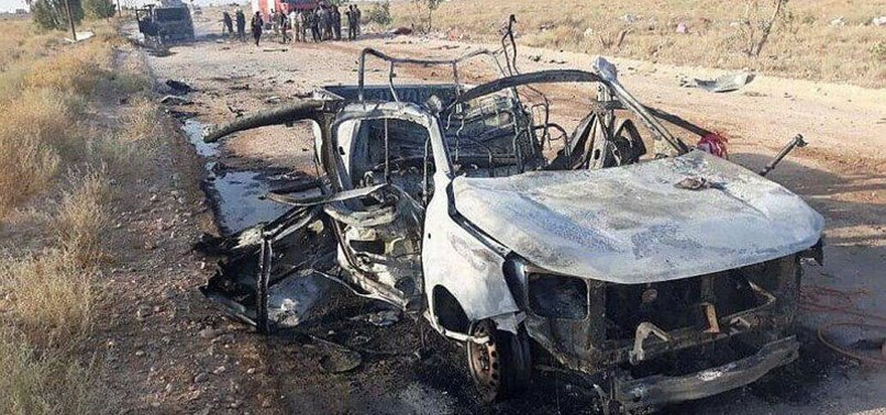 ŞOK İDDA: SALDIRI YPG/PKK ÜSLERİNDEN YAPILDI
