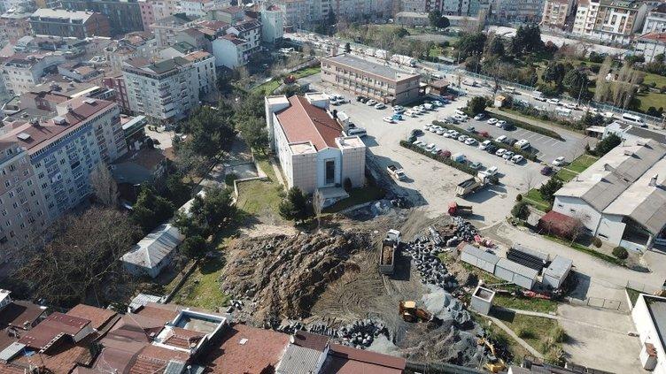 İSTANBUL'DA KENT PARK YAPIMI İÇİN ÇALIŞMALAR BAŞLADI