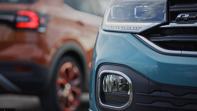 Volkswagen T-Cross resmen tanıtılıyor! İşte son teaser...